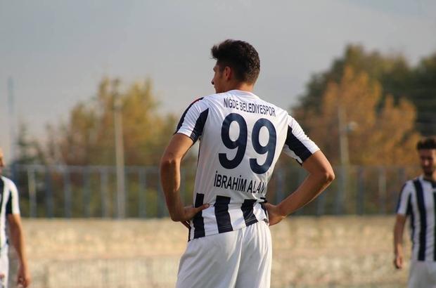 Niğde Belediyespor 'gol kralı' ile yollarını ayırdı