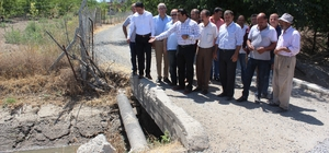 CHP sulamada yaşanan soruna dikkat çekti
