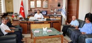 Başkan Çakır Hekimhanlı muhtarları dinledi