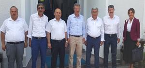 Sivas STK temsilcilerinden Kayseri Şeker'e Ziyaret