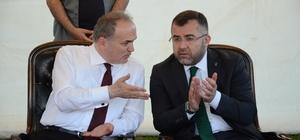 """AK Parti İl başkanı Keskin """"Yeni kabine ülkemize ve ilimize hayırlı olsun"""""""