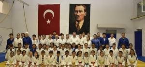 Başkan Çerçi'den başarılı sporculara ziyaret