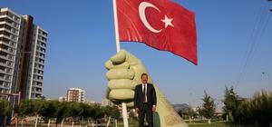 """Başkan Tuna: """"20 Temmuz'la birlikte Türk milleti tarihe bir kez daha damgasını vurmuştur"""""""