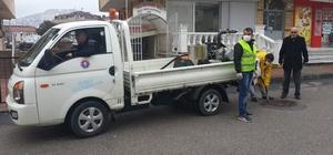 Maltepe Belediyesi'nden 5 bin 233 sokak hayvanına yardım eli