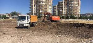 Karapınar Mahallesine taziye evi yapılıyor