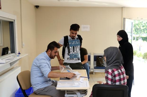 KBÜ' de uluslararası öğrenci kayıtları başladı