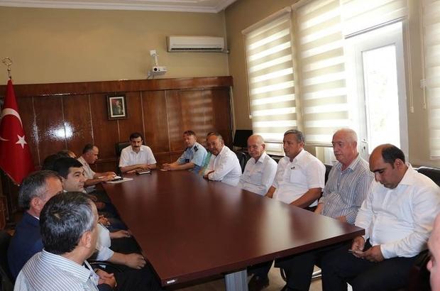 Sungurlu'da güvenlik toplantısı