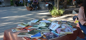 (Görüntü HD) Siverek'te kitap okuma etkinliği düzenlendi