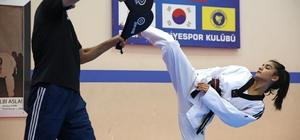 İzmirli taekwondocuların hedefi şampiyonluk