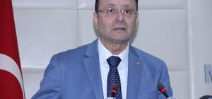 Aşut, MTSO seçimlerinde aday olmayacağını açıkladı