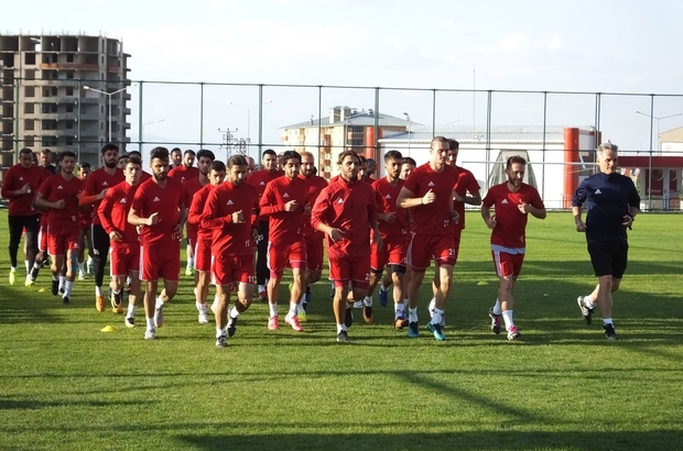 Elazığspor'da 2. etap Kampı başlıyor