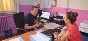 Kula'da öğrenciler için tercih büroları kuruldu