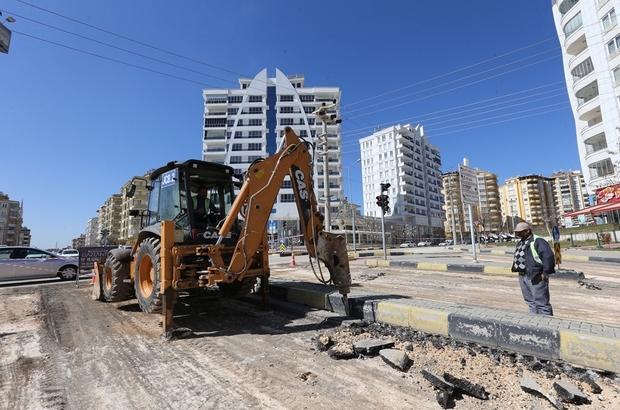 120 bin metre küp eski asfaltı geri dönüşümde kullandı