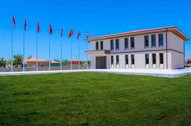 Şehit Ömer Halisdemir'in adı Kültür Merkezi'nde yaşatılacak
