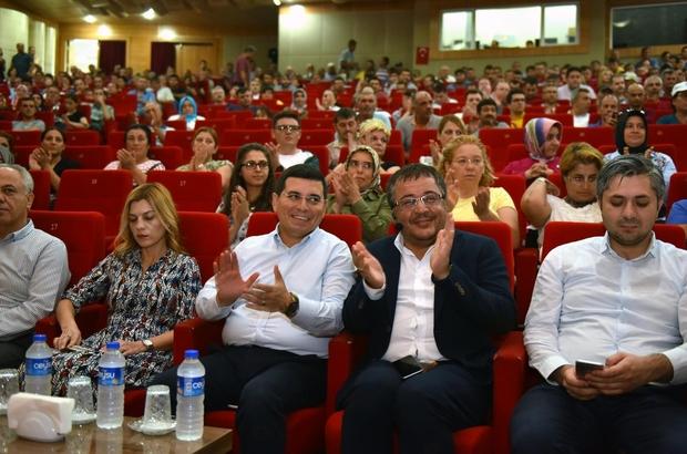 Kepez Belediyesi'nden eğitim semineri