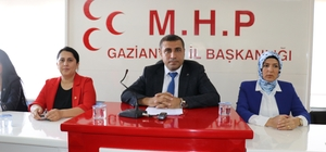 MHP'den uyuşturucu ile mücadele çağrısı