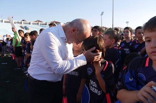 Büyükçekmece Belediyesi Yaz Spor Okulları'ndan şampiyonlar yetişecek
