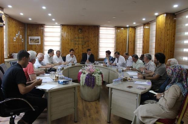 Festival komitesi toplandı