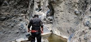 Yozgat'taki 'Tırazın Kayalıkları' keşfedilmeyi bekliyor