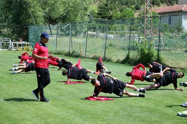 Yozgatspor 1959 FK yeni sezona hazırlanıyor