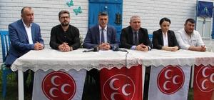 MHP Yeni yönetimi bir araya geldi