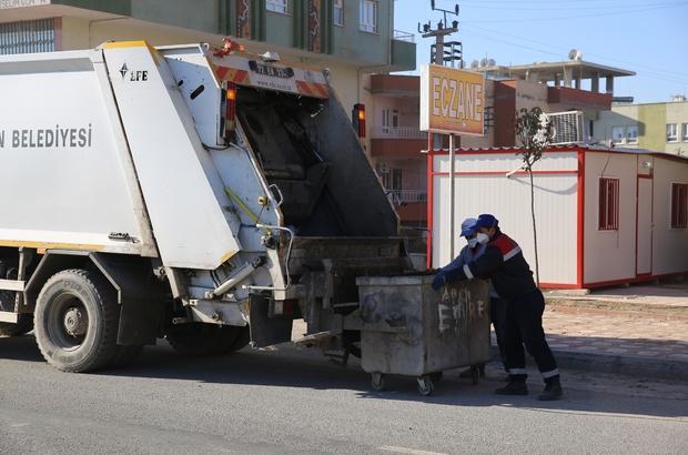 Batman'da son 6 ayda 81 bin ton çöp toplandı