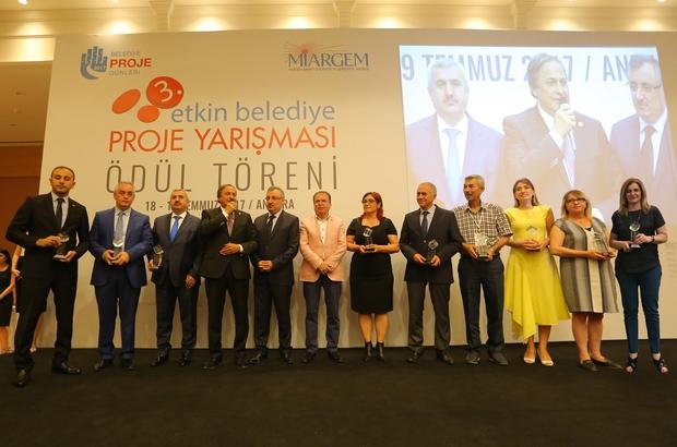 Manavgat Belediyesi'ne Miargem ödülü