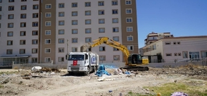 Altınşehir Mahallesine ikinci taziye evi yapılıyor