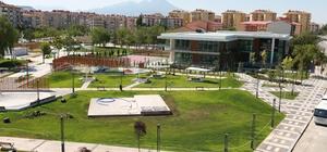 Aksaray'ın ilk tematik parkı olan Karabağ tematik park açılıyor