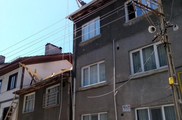 Niksar Tarihi Kaleiçi sokakları özgünleştiriliyor