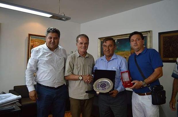 Biga'dan Veles'e dostluk ziyareti