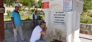 Balaban içmelerine ziyaretçi akını