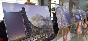 Manisa'da Eski Garaj Yeni Proje tanıtımı yapıldı