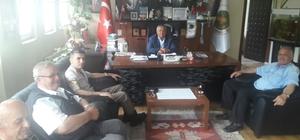 Ormanlı Belediye Başkanı Başol, görevine başladı