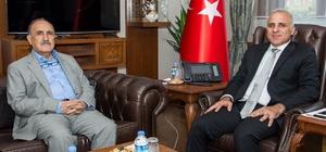 Beşir Atalay'dan Vali Zorluoğlu'na ziyaret