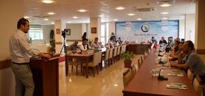 Düzce Üniversitesi'nde destekler konuşuldu