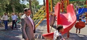 Harran Belediyesi bu kez çocukları sevindirdi