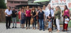 Başkan Nehir, kadın girişimcileri iş yerlerinde ziyaret etti