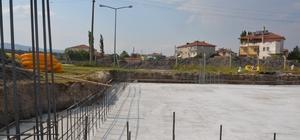 Kırka'ya Spor Merkezi yapılıyor