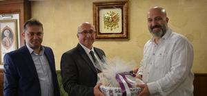 Şehzadeler Belediyesi, Şehzade Orhan'ı ağırladı