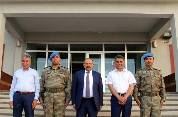 """Vali Ustaoğlu: """"Ya bu topraklarda ölürüz ya da onları bu topraklara gömeriz"""""""