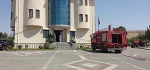 OSB'de acil durum tatbikatı yapıldı