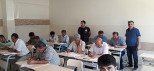 Kahta'da 'Ağaç Kesme ve Boylama Operatörü' kursu tamamlandı
