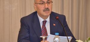 Aydın İl Koordinasyon Kurulu Toplantısı Kuşadası'nda yapıldı