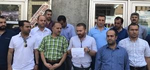 Iğdır'da Kudüs için basın açıklaması