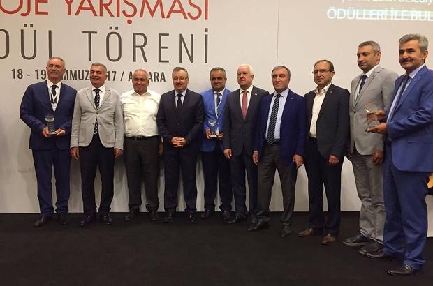 """Başkan Can: """"Tarsus'u ve belediyemizi dünyaya tanıtıyoruz"""""""