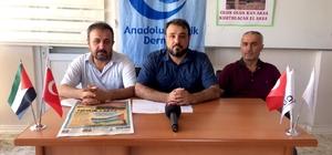 AGD'den Mescid-i Aksa açıklaması