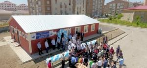 Ilıca'ya sosyal donatı alanı ve taziye evi açıldı