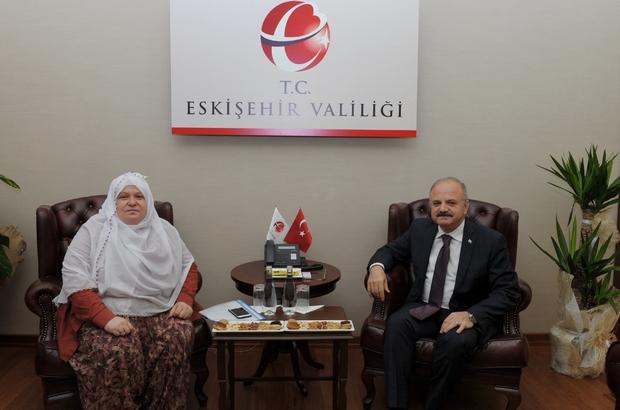 """Vali Çakacak, """"Eskişehir, kültürel zenginliklerinin anında doğal güzelliklere de sahip"""""""