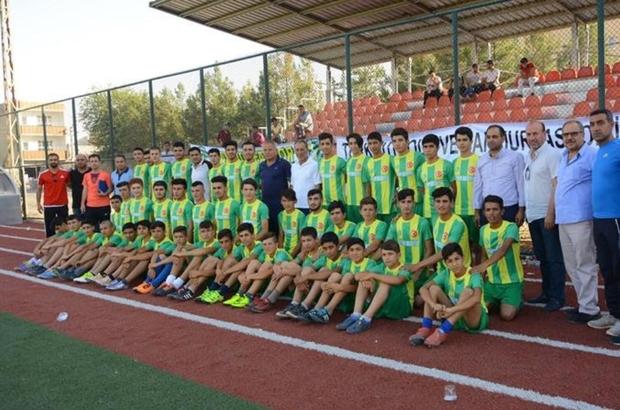 Şanlıurfa Spor Alt Yapı Seçmeleri Ceylanpınar'da Yapıldı